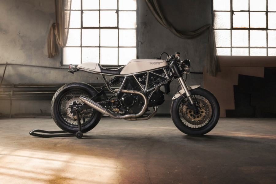 Ducati 900 SS by Ad Hoc Cafe Racers