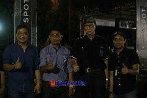 Kompak_ Daniel (DPR), Sigit Joy (IMI Korwil Indramay), H. Handoko & Fariz (Montesz)