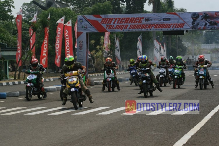Matic Race Trijaya Sumber Production