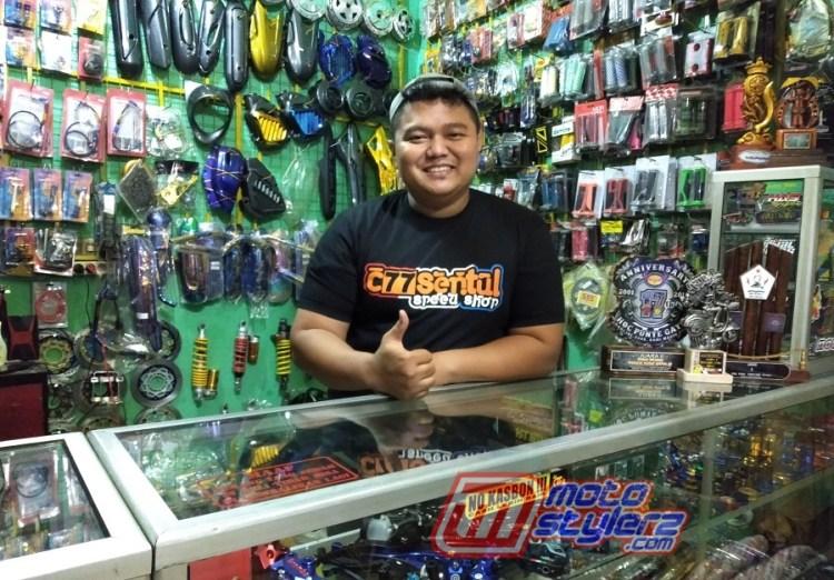 C77 Sentul Speed Shop-Rujukan Wajib Pecinta Thailook, Kreasinya Mulus Melintas Nasional