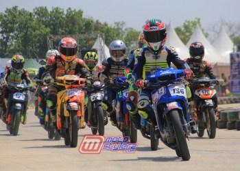 Road Race by MJ Organizer Feat AJS 28-Sukses Wujudkan Impian Raccer Lokal Karawang