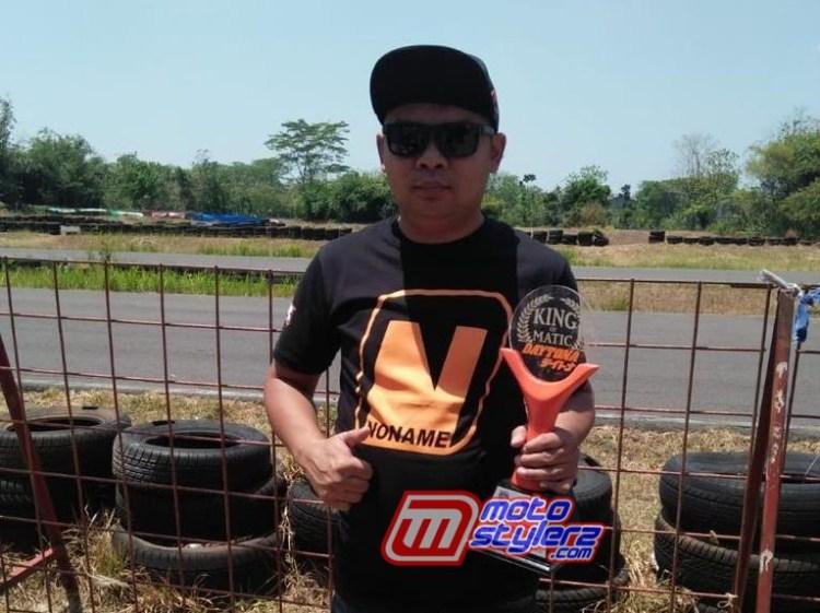 Bro Otong (Penyelenggara Dari Bimo Racing Organizer)-Siap Manjakan Racer & Ribuan Masyarakat Cirebon