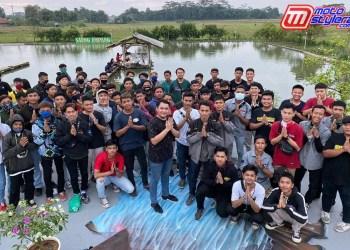 Subang Mothai Berbagi Takjil & Bukber-Diserukan 22 Club dan 50 Anggota