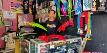 Yudi Kurnia Sandi (Owner Dhay Garage 13)-Usaha Modif & Variasi Mulus Terealisasi