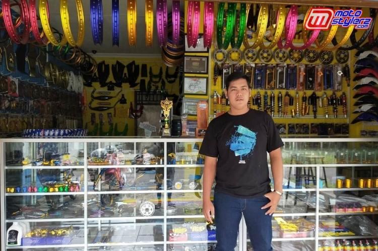 AS Speedshop- Makin Melejit Hingga Menyasar Konsumen Pulau Jawa & Sumatera