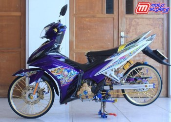 Maskot Thailook Pemula by Anien Speedshop feat RMR Family feat BMW Painting