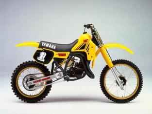 Yamaha YZ 125 1984