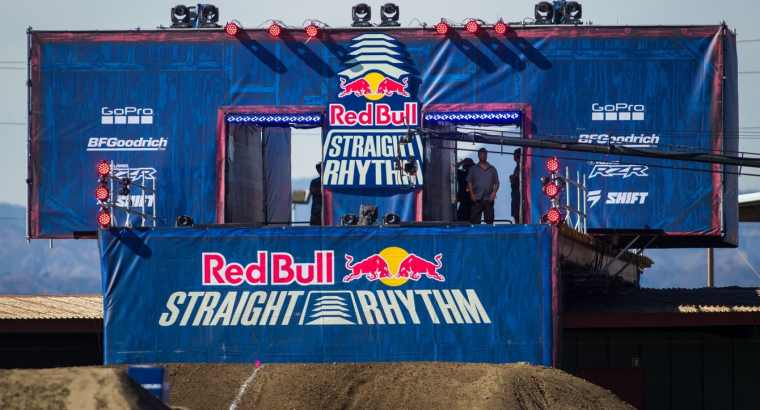 RED BULL STRAIGHT RHYTHM COMO VER