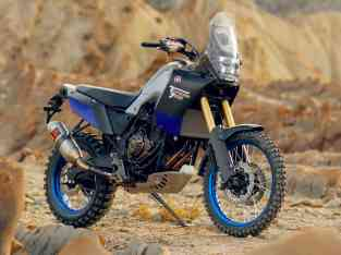 Yamaha Ténéré 700 World Raid