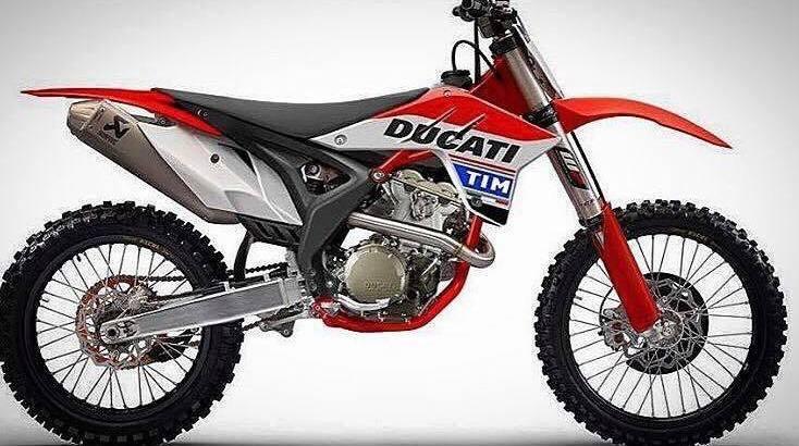 Ducati 450F -Quem gostaria de ter?
