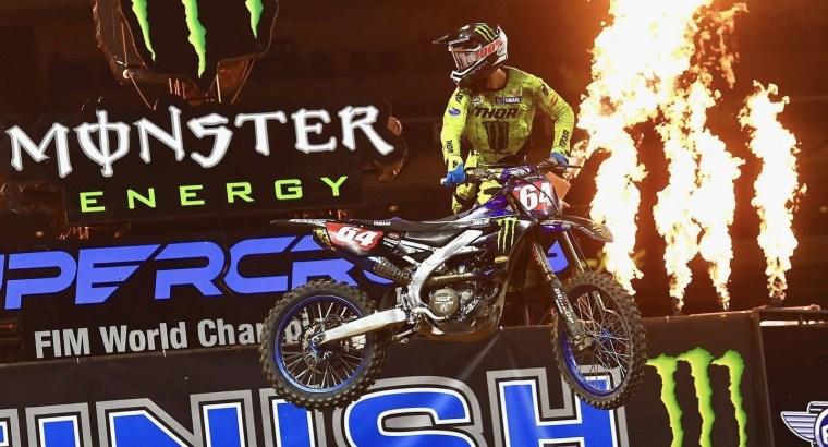 Supercross Round #5 250SX Highlights   Indianapolis, IN, Lucas Oil Stadium   Feb 2, 2021