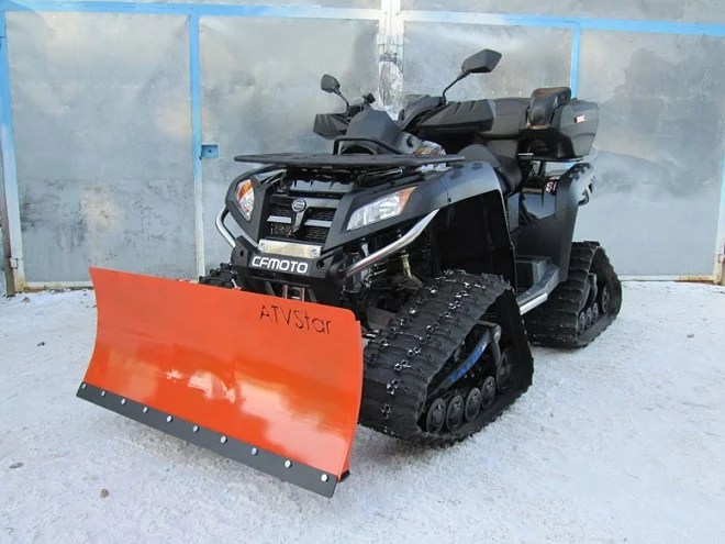 Как сделать снегоуборочный отвал на УАЗ своими руками