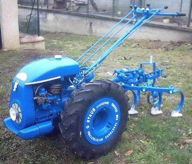 tracteurs et motoculteurs d antan