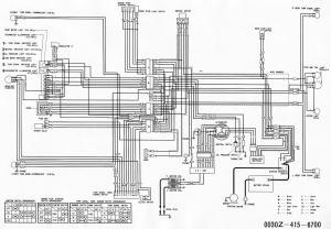 File:1978 honda cx500 wiring diagram cx500 canjpg  Honda