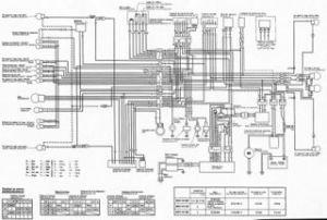 File:1981 honda cx500 wiring diagram cx500cjpg  Honda CX and GL Wiki