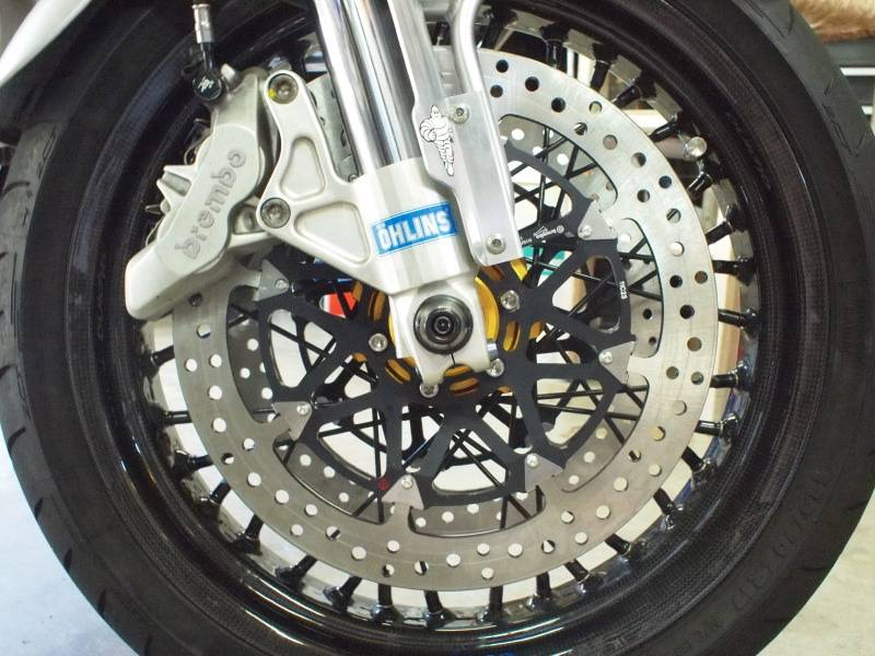 Brembo Hp T Drive Disk Kit Ducati 6 Bolt 10mm Offset