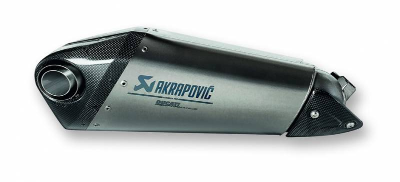 https motowheels com i 23904311 akrapovic titanium slip on exhaust system ducati panigale v2 html