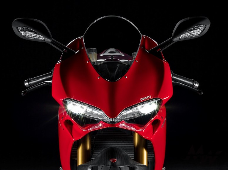 DUCATI 1299 Panigale Panigale S Panigale R 2015-11