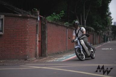 Honda SUPERCUB C125 編輯試乘_動態-5