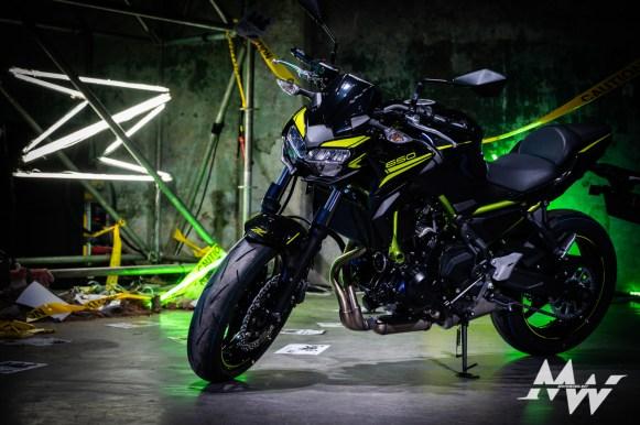 Kawasaki 2020 新車發表 NINJA 650 Z650_-2