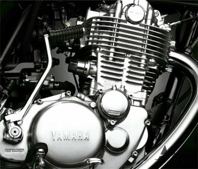 YAMAHA SR400 2010-14