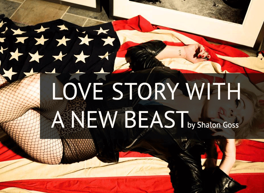 SHALON GOSS Love Story with a New Beast
