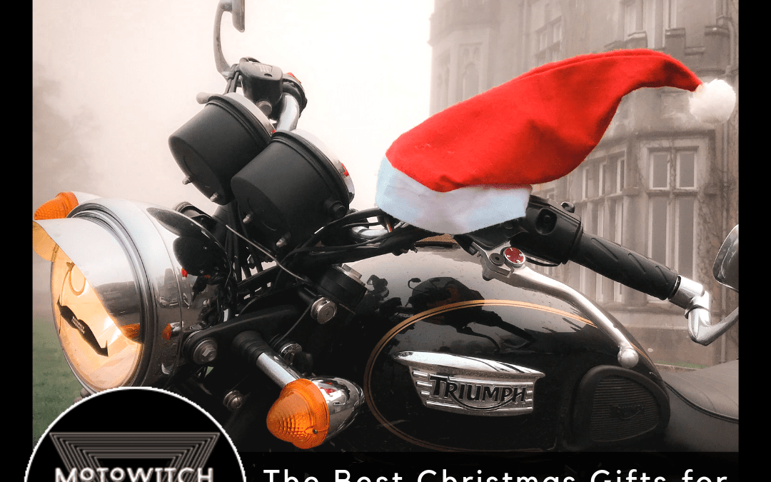 The Best Christmas Gifts for Motorcycle Lovers Part Two
