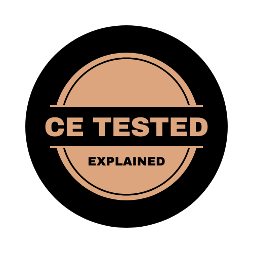 what does CE tested mean?