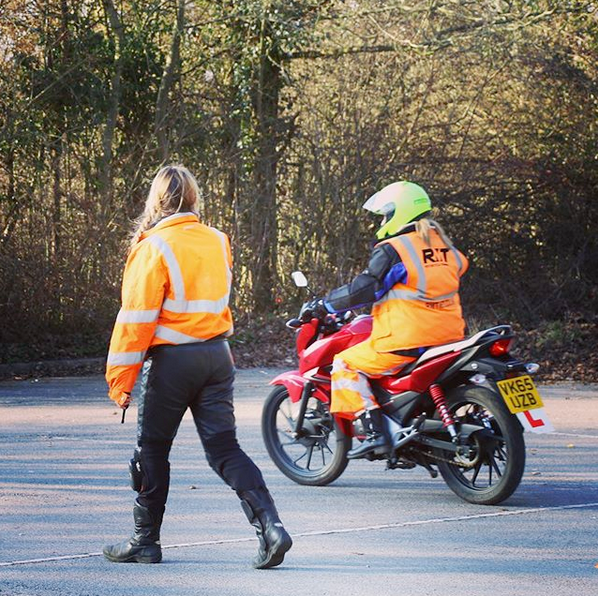 Women Only Motorcycle Training How to get a motorcycle licence UK