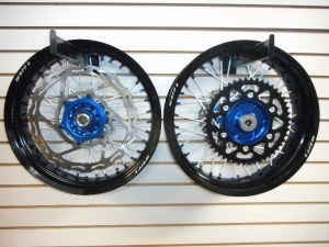 Supermoto Wheel Set Cush Hub