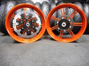 MX Wheel Set - MX-