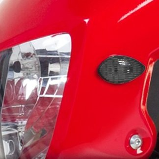 Grom Flush Mount Turn signals Smoke (pair)