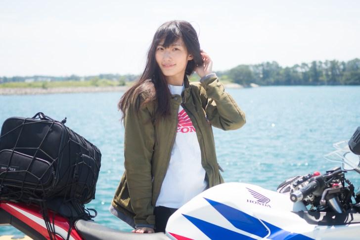インスタグラムをやっている目的の一つはバイクが楽しい乗り物だということを広めたいという