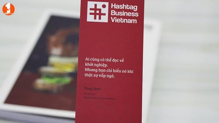 #Hashtag 01: Drink Kinh doanh đồ uống tại thị trường Việt Nam - quyển sách dành cho những bạn trẻ muốn vùng vẫy trong starup ngành đồ uống