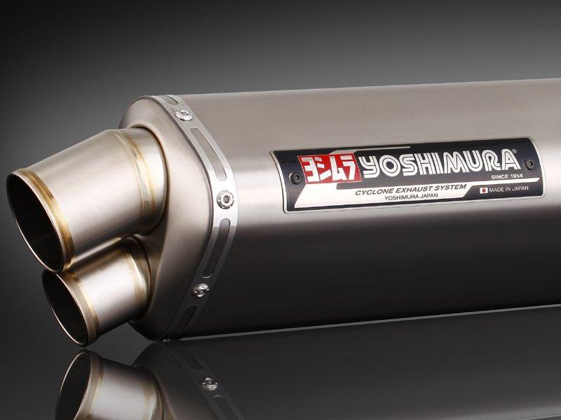 yoshimura japan full system titanium cover exhaust for suzuki gsx1300r hayabusa 110 509 8980
