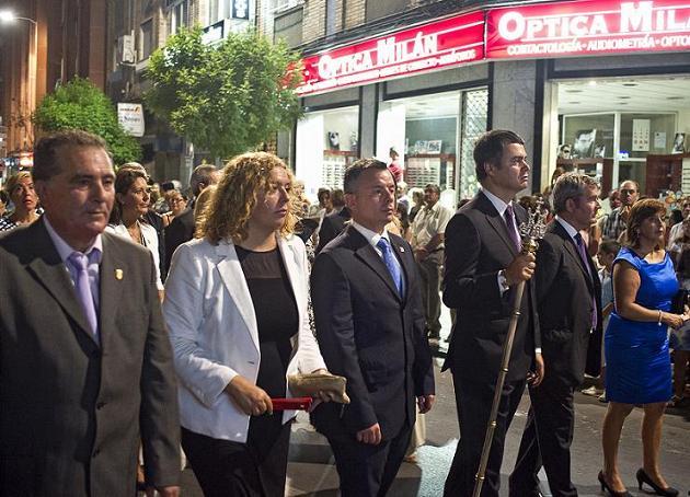 procesión motril