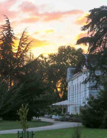 The Orangery at Kew Gardens, London