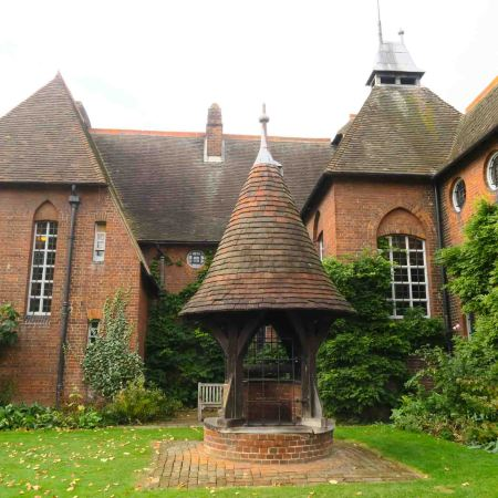 The well at the Red House