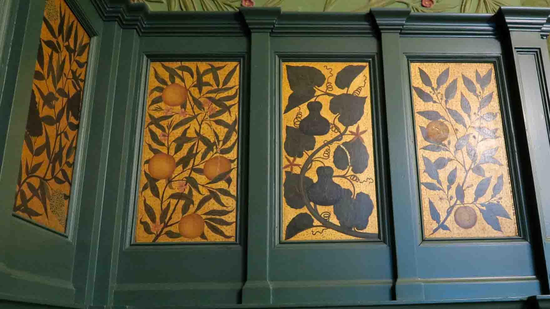 Morris room at the victoria amp albert museum london motrlt