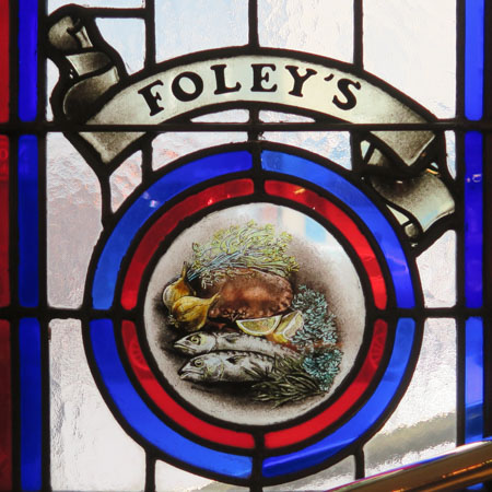 Foley's window by Jill Browne