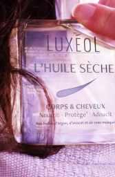 l'huile sèche Luxéol