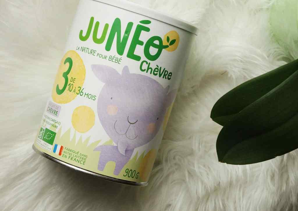JUNEO lait infantile