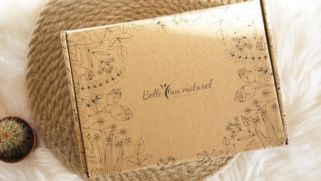 box de noël Belle au naturel 2019