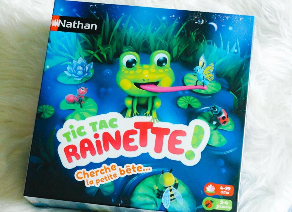 tic tac rainette Nathan