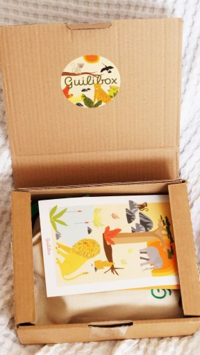 guilibox septembre