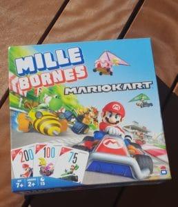 mille bornes Mario KART