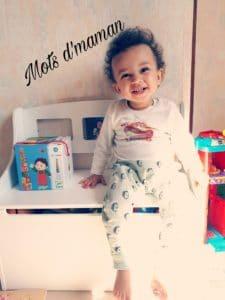 16 mois pour Bibou!