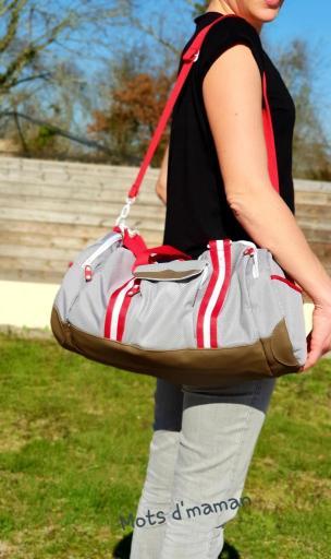 sac à langer bowling de red castle 11
