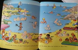 Les autocollants de la mer