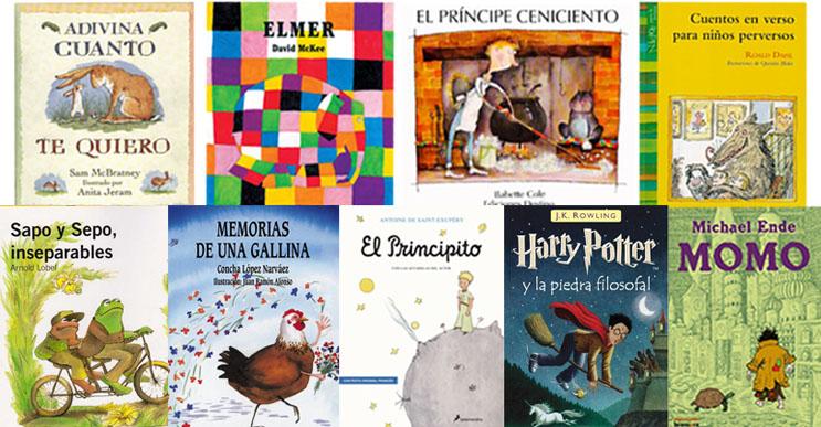20 Libros Para Que Los Niños Se Enamoren De La Lectura
